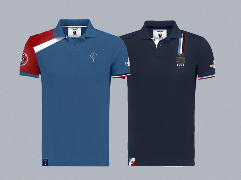 Polo Patrouille de France